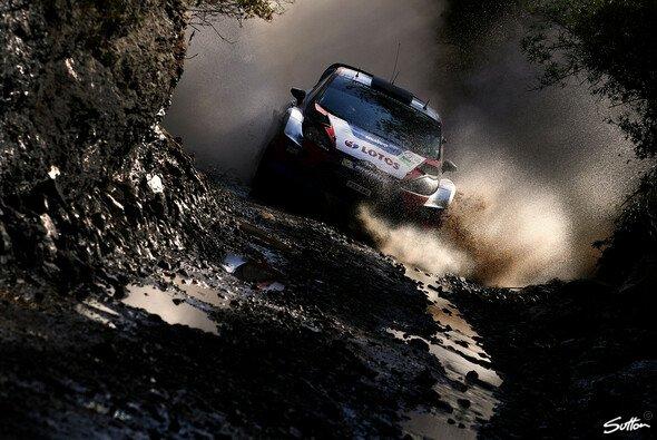 Auch die Rallye Mexiko verlief für Robert Kubica bislang holprig