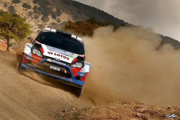 Robert Kubica bestritt die Rallye Portugal bereits im vergangenen Jahr