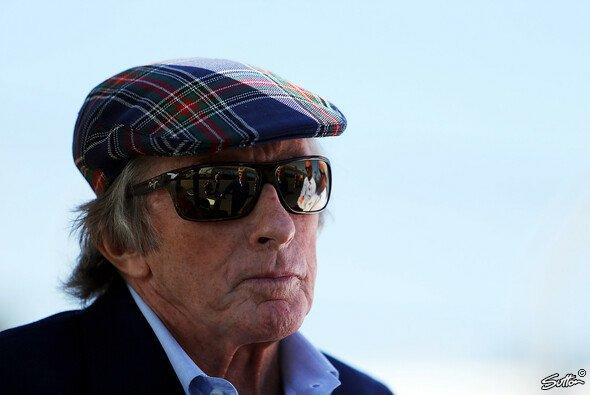 Jackie Stewart sieht den Umgang mit der Sicherheit der F1 mit Sorge - Foto: Sutton