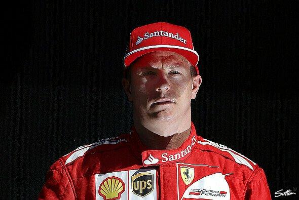 Kimi Räikkönen will seine Karriere nach der Ferrari-Zeit beenden