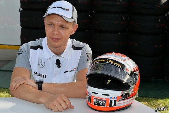 Kevin Magnussen fühlt sich im F1-Paddock wohl