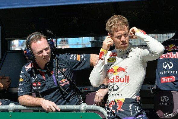 Horner steht hinter Vettel