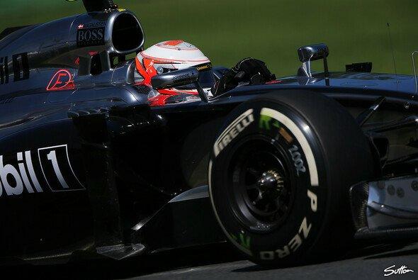 Kevin Magnussen holt Rang vier im Qualifying