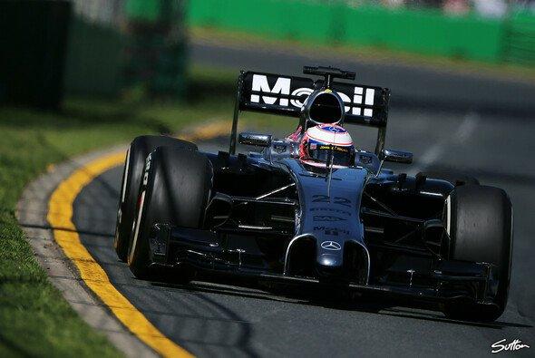 McLaren ist zurück auf dem Podest - Foto: Sutton