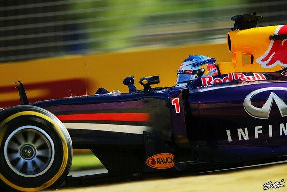 Sebastian Vettel reist ohne Punkte aus Australien ab - Foto: Sutton