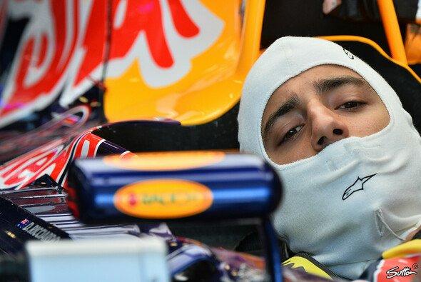 Daniel Ricciardo verpasste die Pole Position nur knapp