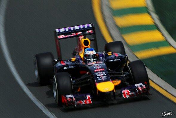 Sebastian Vettel fuhr im Qualifying zum Australien GP auf Platz 13
