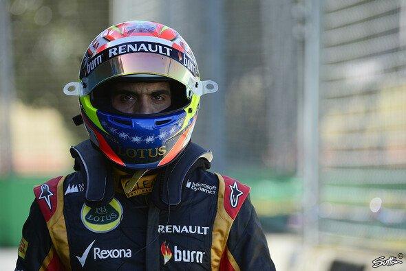 Maldonado hofft auf baldige Besserung bei Lotus
