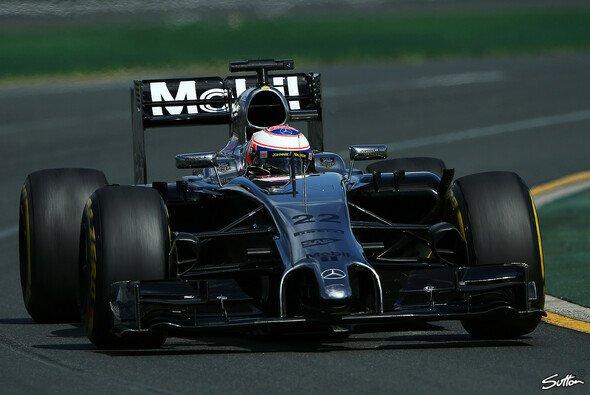 McLaren ist wieder an der Spitze der Formel 1 angekommen - Foto: Sutton