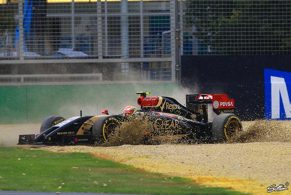 Vor Malaysia: Kriegt Lotus rechtzeitig die Kurve?