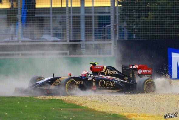 Lotus gilt als aussichtsreichster Kandidat auf einen Ausfall - Foto: Sutton