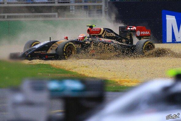 Lotus steckt in Problemen - Foto: Sutton