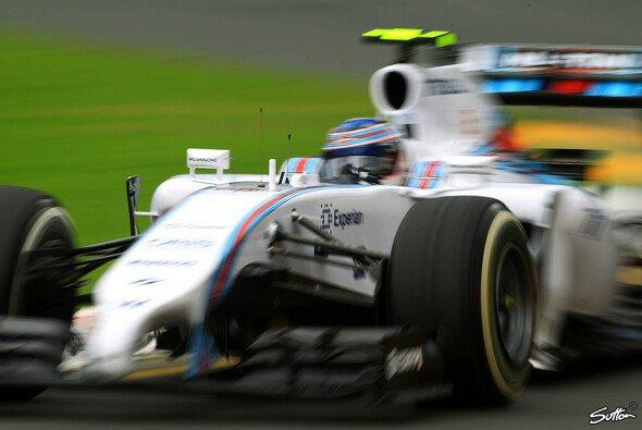 Valtteri Bottas lag in Sachen Top-Speed hinter Kevin Magnussen auf Platz zwei