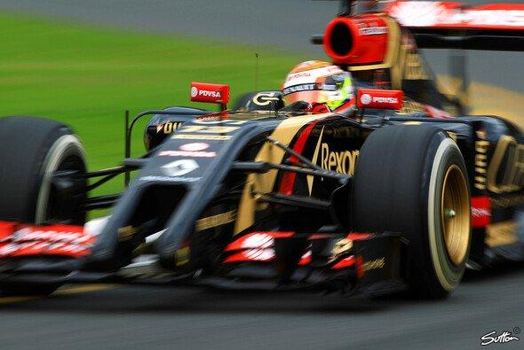 Wie viel Power steckt im kränkelnden Lotus E22?