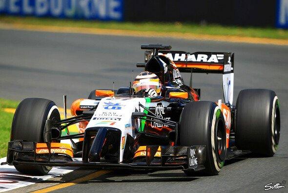 Nico Hülkenberg startet von Platz sieben