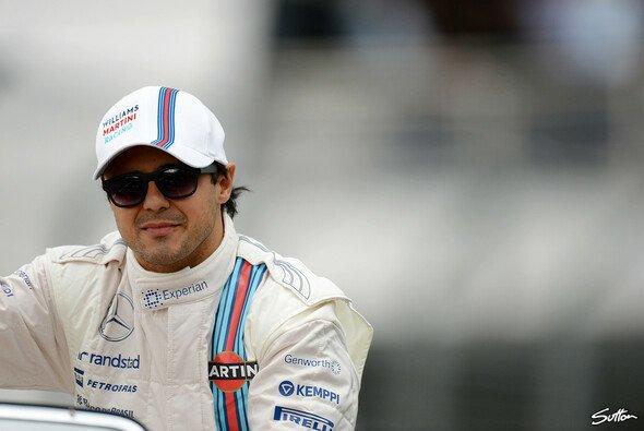 Felipe Massa ist zuversichtlich
