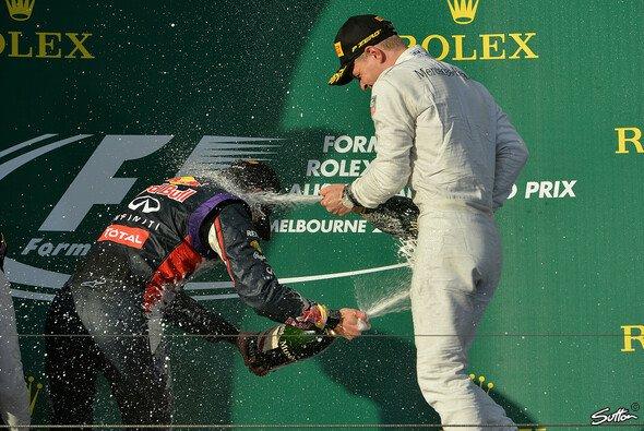 Mischen Magnussen und Ricciardo die Formel 1 2014 auf? - Foto: Sutton