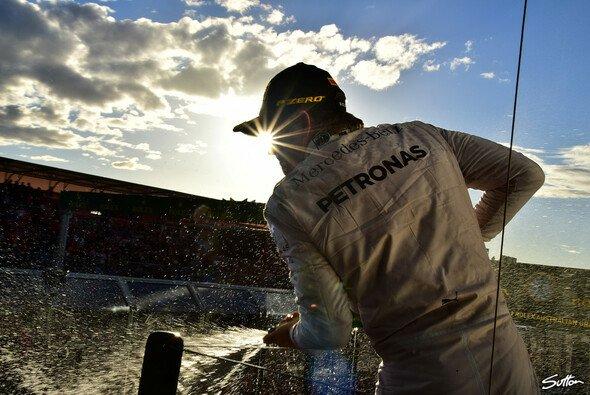 Nico Rosberg war in Melbourne der Mann des Rennens - Foto: Sutton