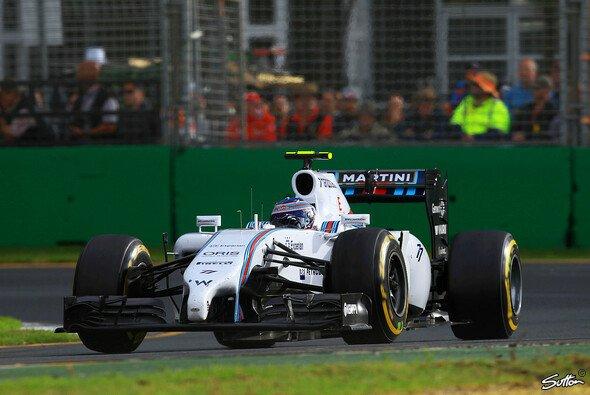 Valtteri Bottas schwärmt vom neuen Williams