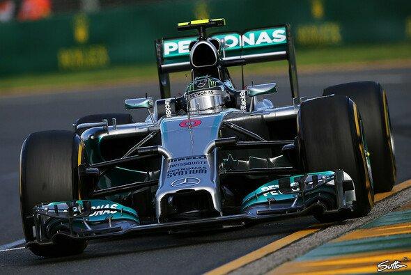 Nico Rosberg gehört zum Kreis der Titelanwärter