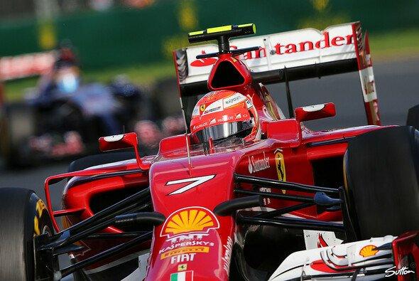 Räikkönens Problem: Alles und nichts