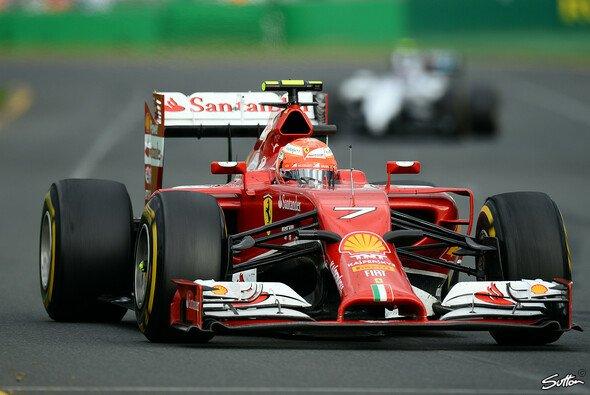 Ferrari konnte in Sachen Top-Speed noch nicht mithalten