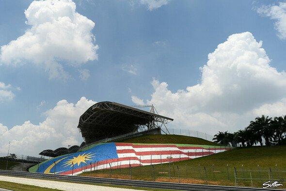 Der Sepang International Circuit wartet auf das Aufheulen der Motoren - und jetzt keine Kommentare über den Sound, bitte... ;)