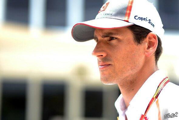 Für Adrian Sutil verlief das Qualifying enttäuschend