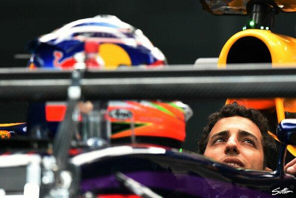 Daniel Ricciardo richtet den Blick wieder nach vorne