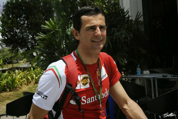 Pedro de la Rosa verließ Ferrari vergangenen Winter - Foto: Sutton