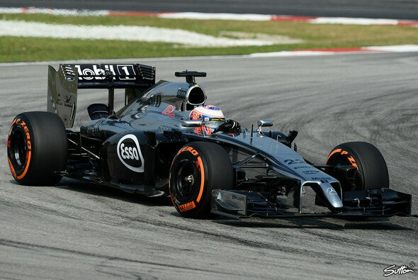 Jenson Button hofft auf kühleres Wetter am Sonntag