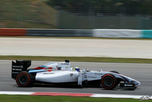 Felipe Massa ist sich keiner Schuld bewusst