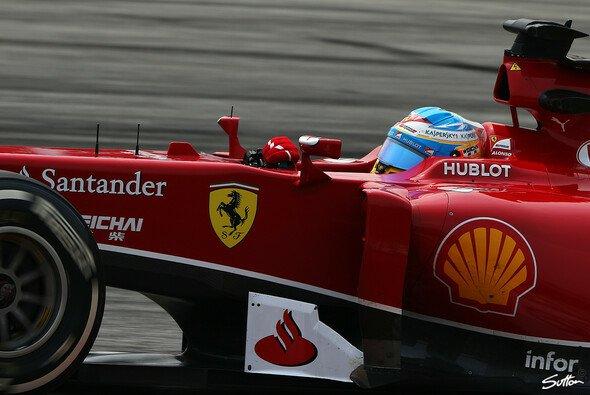 Santander will sein Engagement bei Ferrari fortsetzen