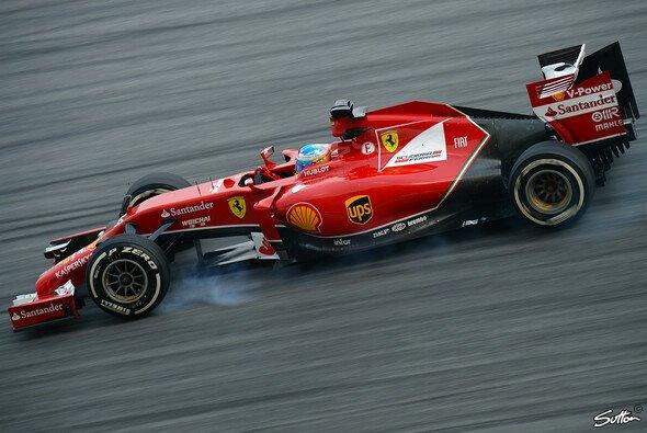 Ferrari hat noch Luft nach oben - Foto: Sutton
