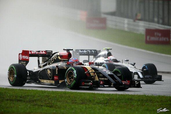 Setzt McLaren künftig auf die Lotus-Doppelnase?