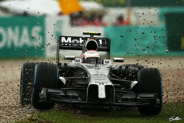McLaren machte zuletzt keine gute Figur