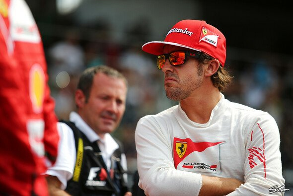 Fernando Alonso will die Nummer eins im Team bleiben