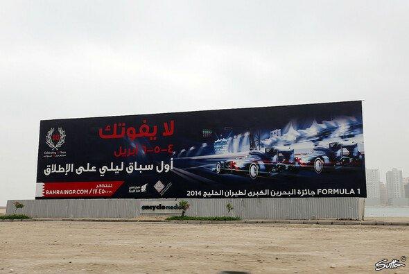 Bahrain freut sich auf die Formel 1