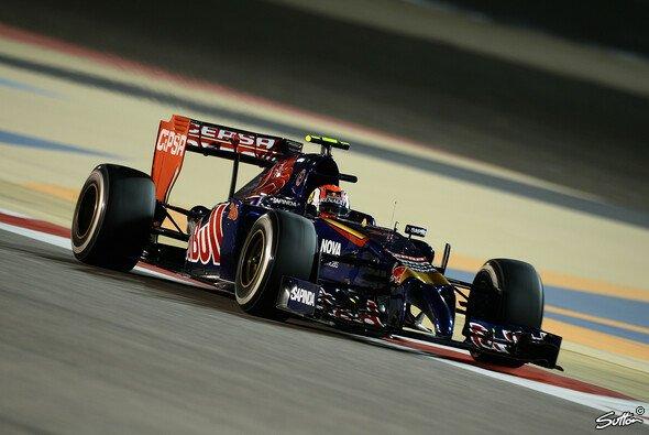 Daniil Kvyat ist mit Unbekümmertheit in die Formel 1 gestürmt