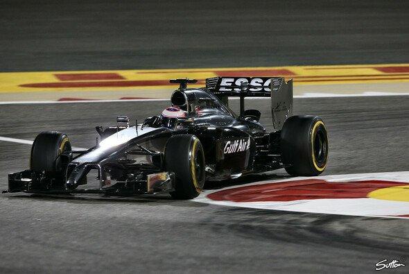 Jenson Button bestreitet in Bahrain sein 250. F1-Rennen