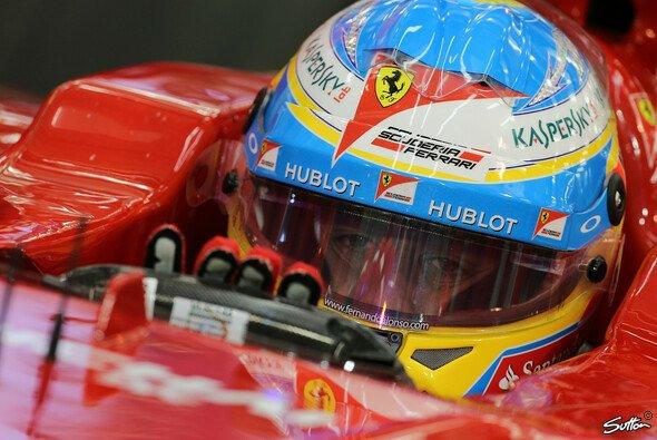 Fernando Alonso hatte sich von Ferrari mehr erhofft - Foto: Sutton