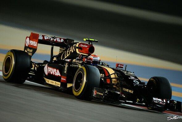 Lotus steht in der Formel 1 bis jetzt noch ohne WM-Punkte da