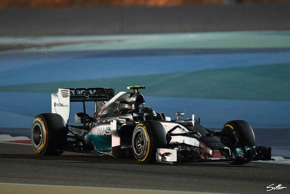 Nico Rosberg hat zurückgeschlagen