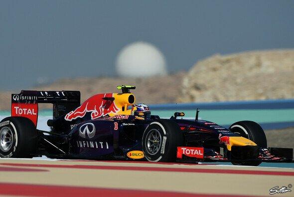 Daniel Ricciardo war im Qualifying der einzige Fahrer mit Renault-Power in den Top-10