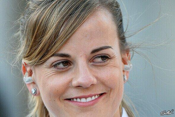 Susie Wolff wird wohl als nächste Frau an einem Formel-1-Wochenende teilnehmen