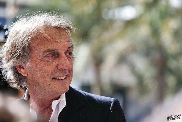 Luca di Montezemolo ist auch in Spanien an der Rennstrecke