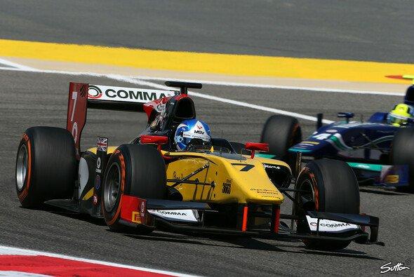 Jolyon Palmer führt die Gesamtwertung nach zwei Rennen an