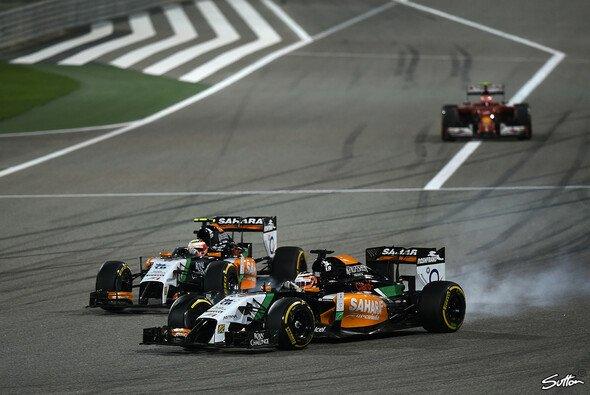 Die Force Indias ließen Ferrari in Bahrain keine Chance