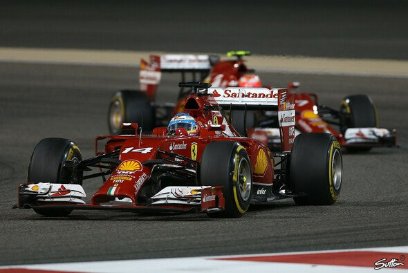 Felipe Massa sieht Fernando Alonso bei Ferrari klar im Vorteil