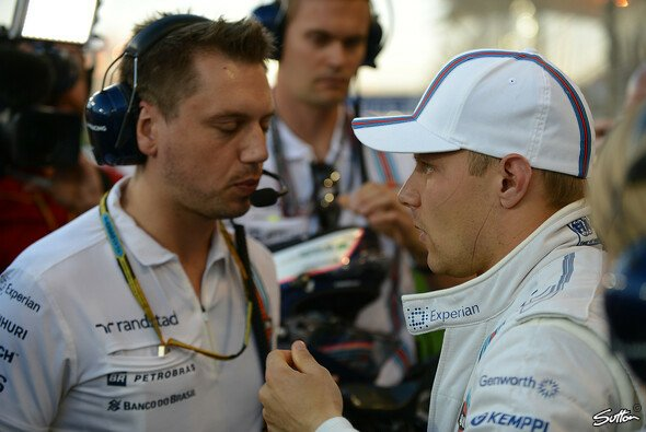 Bottas freut sich über die Fortschritte bei Williams